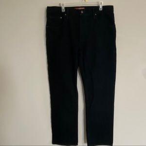 Black Arizona Jeans Original Straight Fit